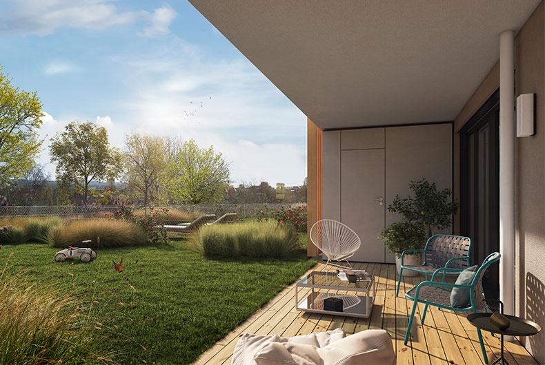 LA_VIE_EN_ROSE-Eisenstadt-Eigentumswohnungen-Aussenansicht-TerrasseNEU